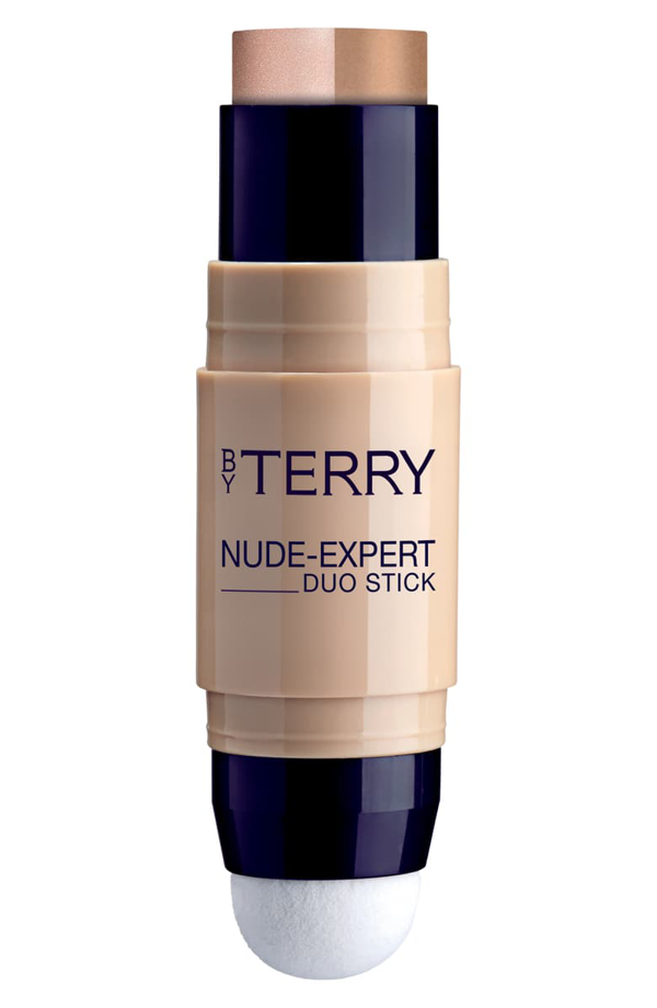 By Terry Nude-expert Duo Stick Foundation In 15- Golden Brown