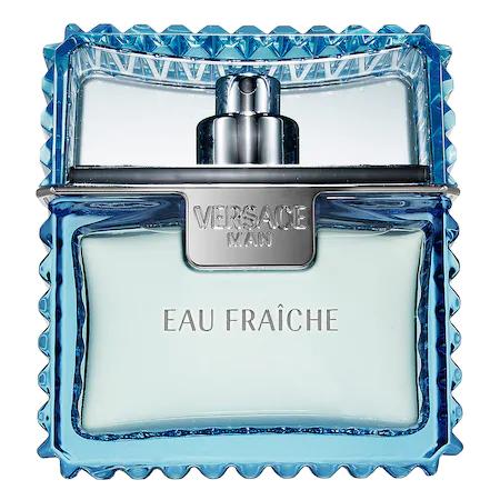 Versace Man Eau Fraiche 1.7 oz/ 50 ml Eau De Toilette Spray