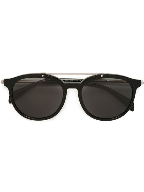 Diesel 'dl 188' Sonnenbrille - Schwarz
