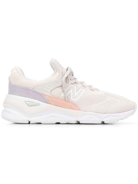 X 90 Sneakers in Neutrals