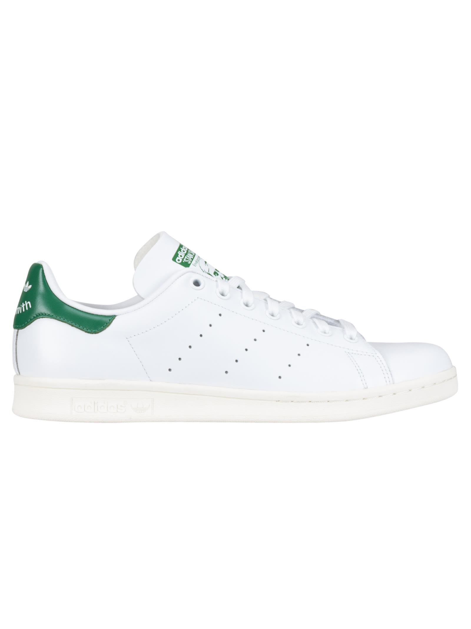 best cheap dbef3 4b5dc Adidas Originals Originals Stan Smith In Bianco Verde