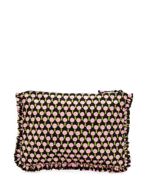 La Doublej Hand Pochette In Pink