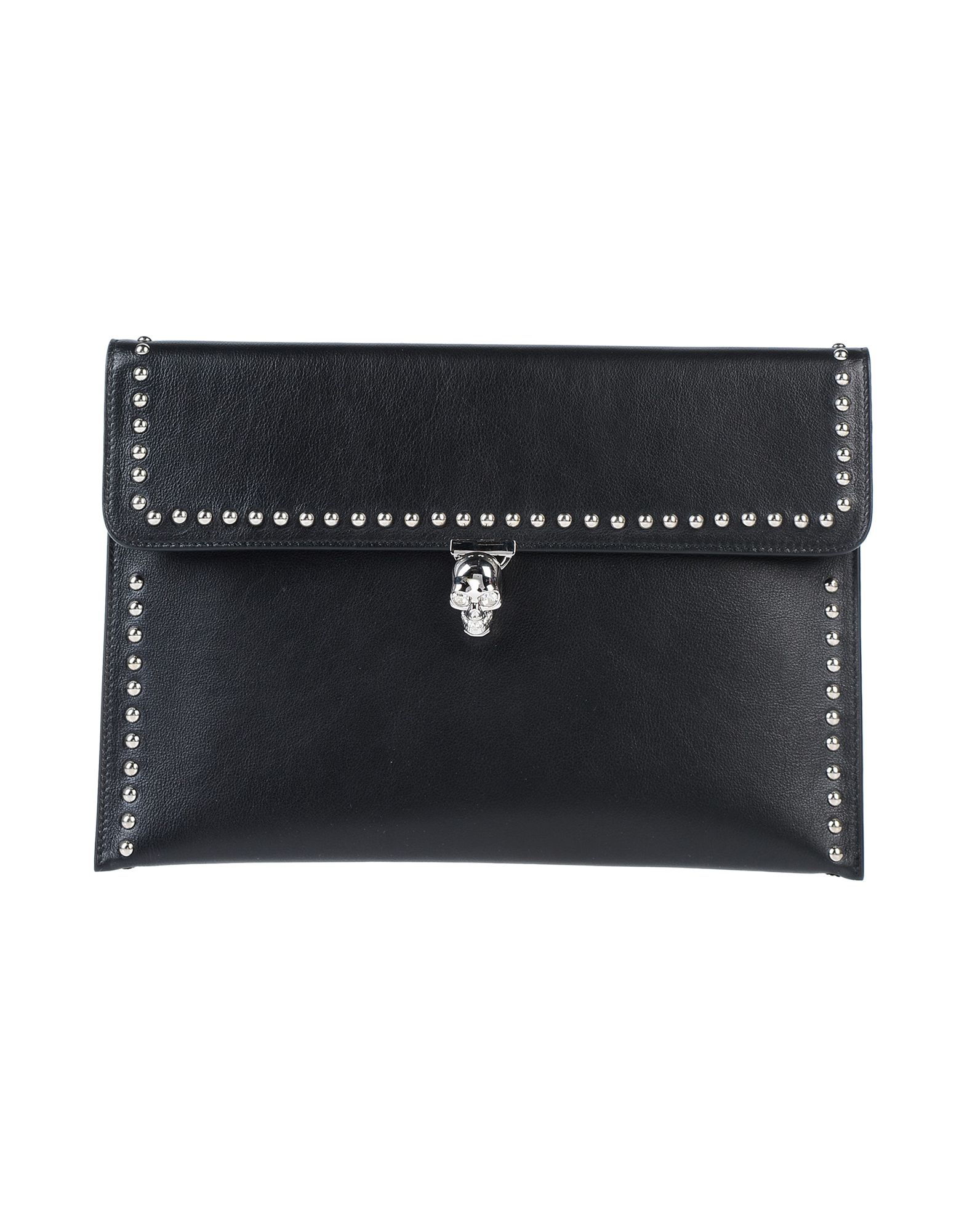 Alexander Mcqueen Handbag In Black | ModeSens