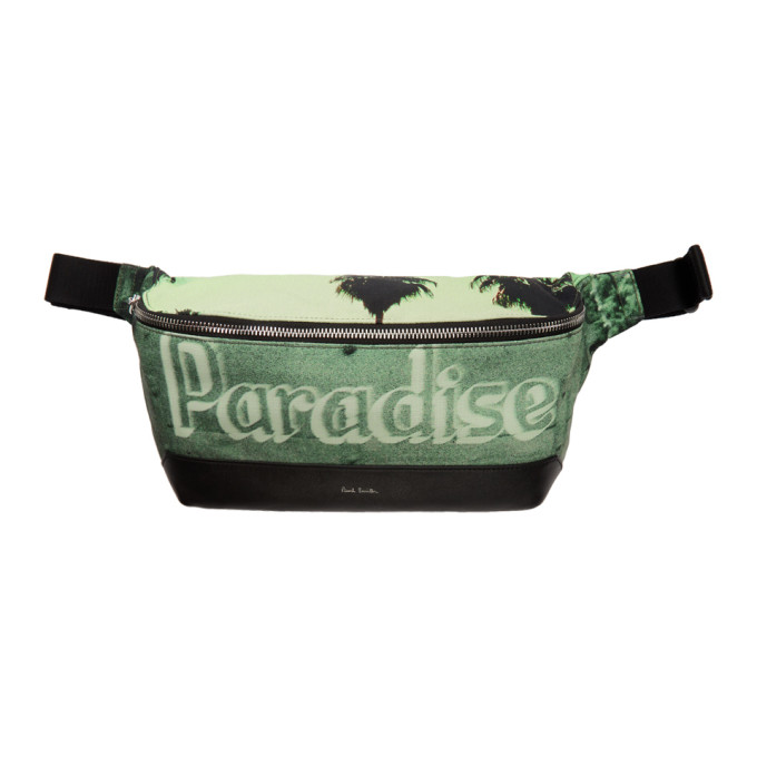 Paul Smith Men's Pauls Paradise Photo Print Belt Bag In Pr Print