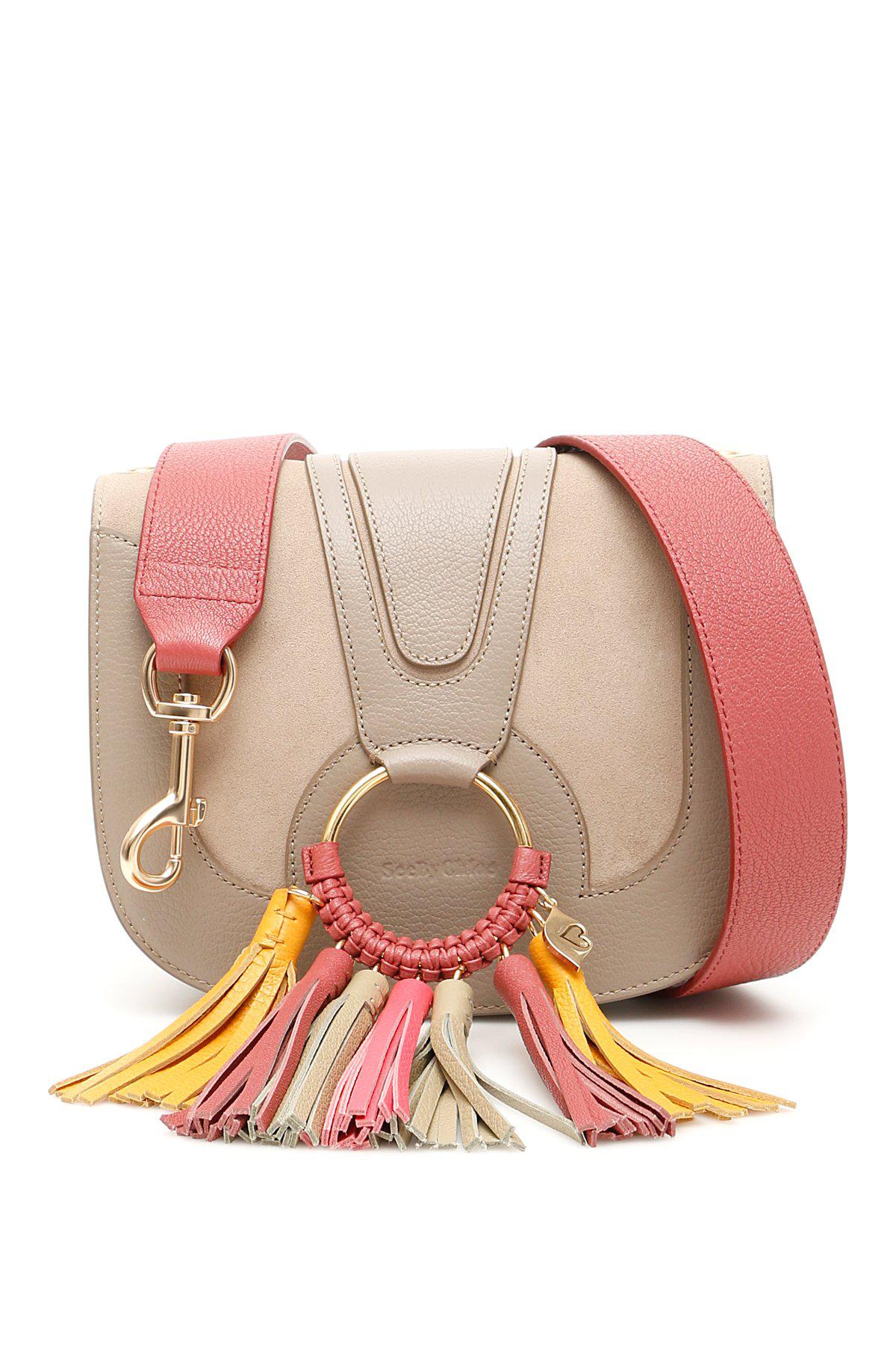 3dfda1cda1a0 See By ChloÉ Hana Shoulder Bag In Multi
