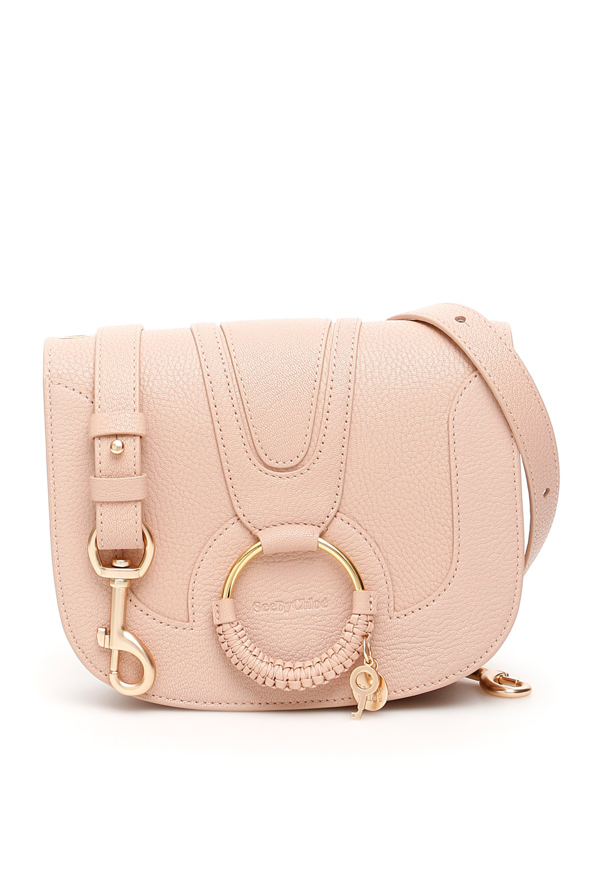 cfcc460c08c3 See By ChloÉ Hana Small Shoulder Bag In Pink