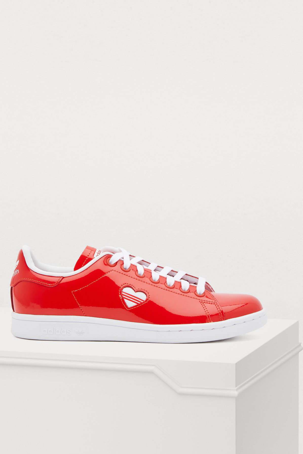 Adidas Originals Stan Smith Sneakers In Rouact/Ftwbla/Rouact
