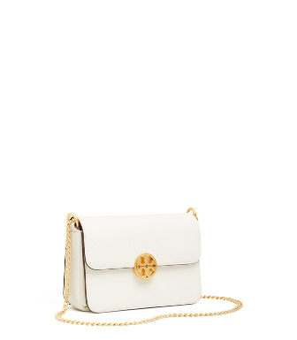 cc96f373cef7 Tory Burch Chelsea Convertible Mini Bag In New Ivory