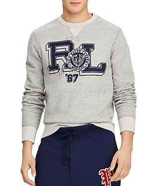 1289458a0ce3 Polo Ralph Lauren Patch-Accented Fleece Jogger Pants - 100% Exclusive In  Navy