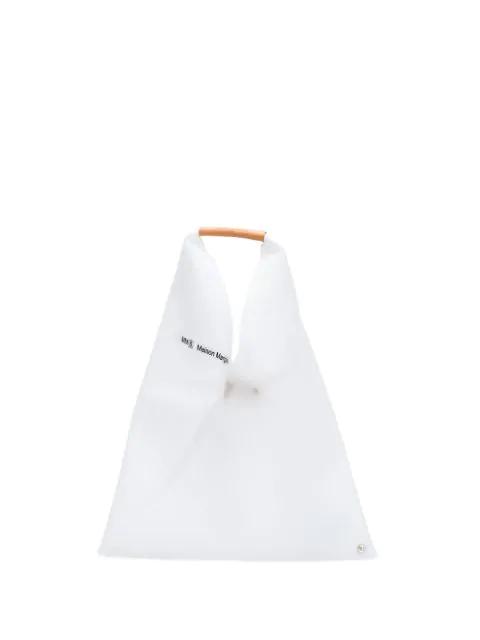 Mm6 Maison Margiela Japanese Bag In Trasparente H7057