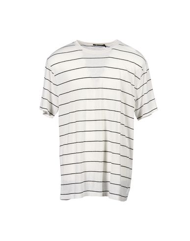 T By Alexander Wang T-Shirt In Ivory