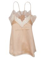 Iro Lace Camisole Top In Nude