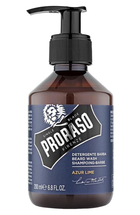 Proraso Grooming Azur Lime Beard Wash