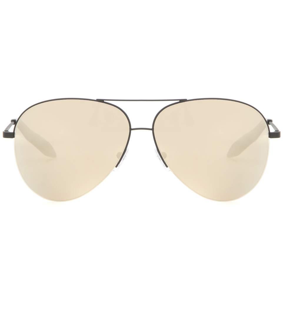 8ee979ca0a9ae Victoria Beckham Classic Aviator Sunglasses