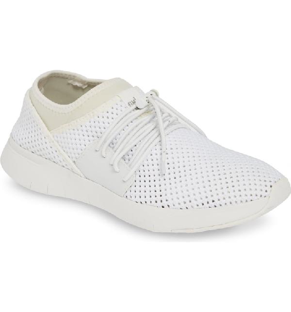2d0969d05 Fitflop Airmesh Sneaker In Urban White