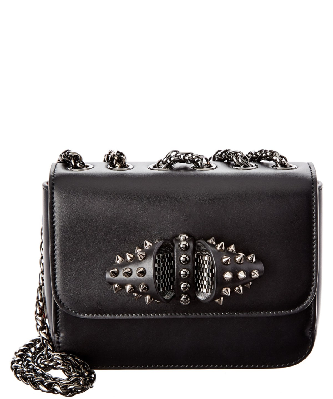cca31243ce9 Sweet Charity Medium Chain Bag in Black