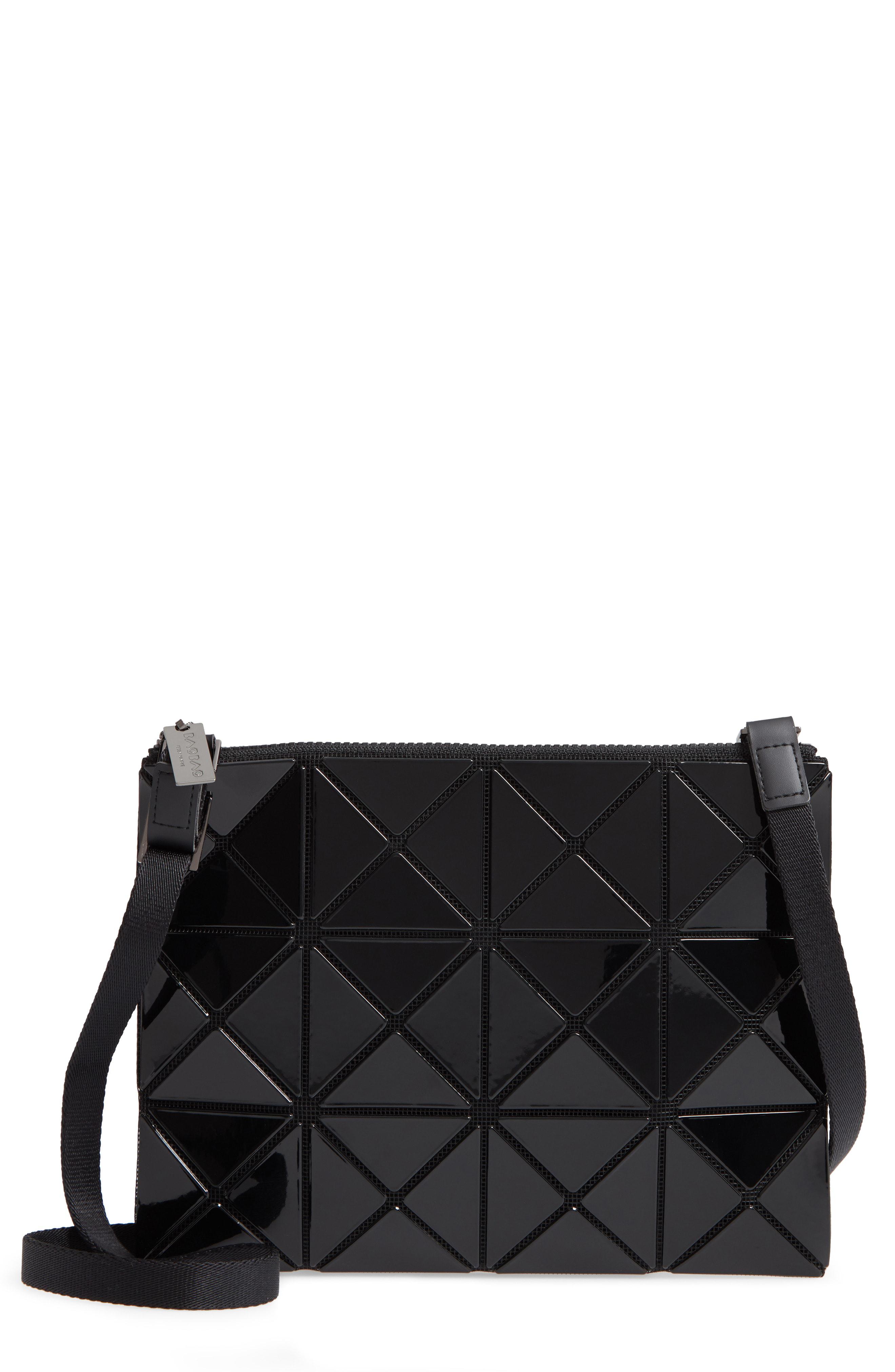 Bao Bao Issey Miyake Small Lucent Crossbody Bag In Black  21c7aa09d3d1b