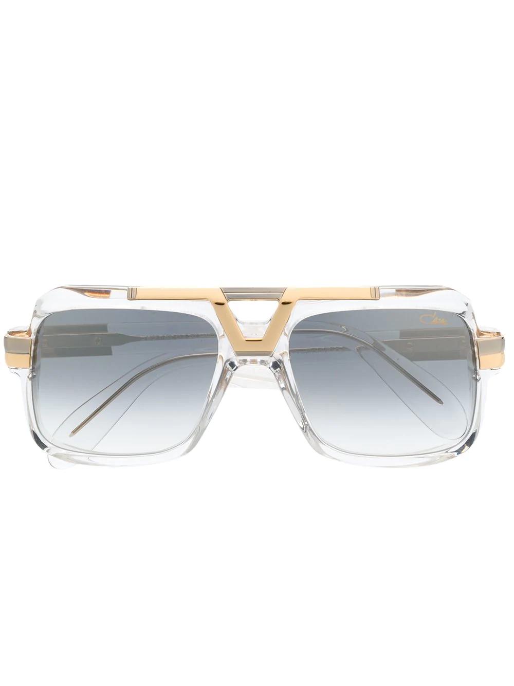 5447f24639bd Cazal 6643 Sunglasses - White | ModeSens