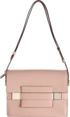 Delvaux Madame Pm Leather Shoulder Bag