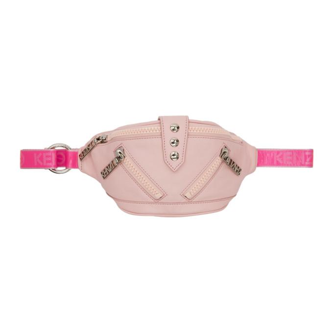 ea9645261 Kenzo Pink Kalifornia Bum Bag In 33 Paspink | ModeSens