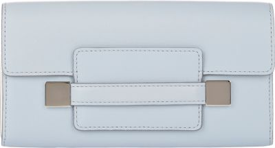 Delvaux Madame Ptf Long Leather Wallet
