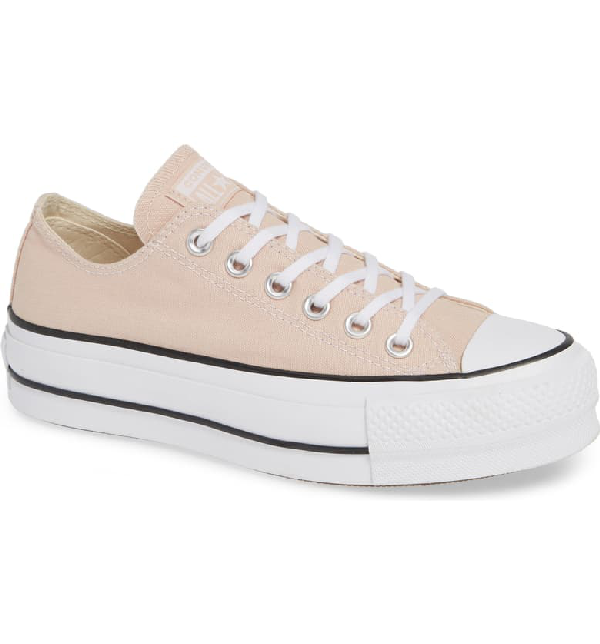 Converse Chuck Taylor All Star Chuck 70 Ox Sneaker In Particle Beige