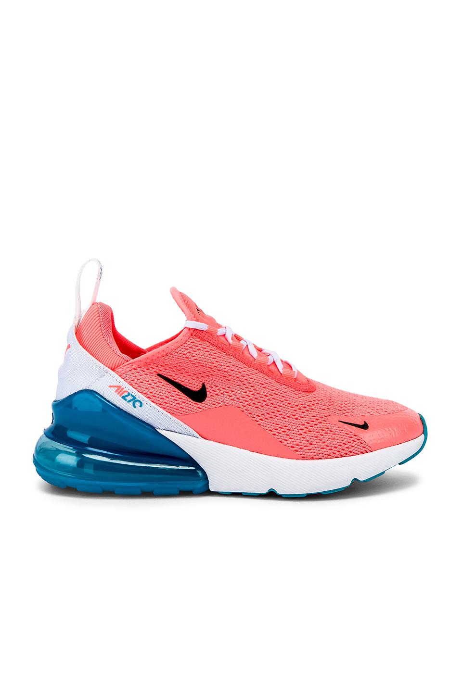 sports shoes 5c1b6 fc4cf rust pink air max 270