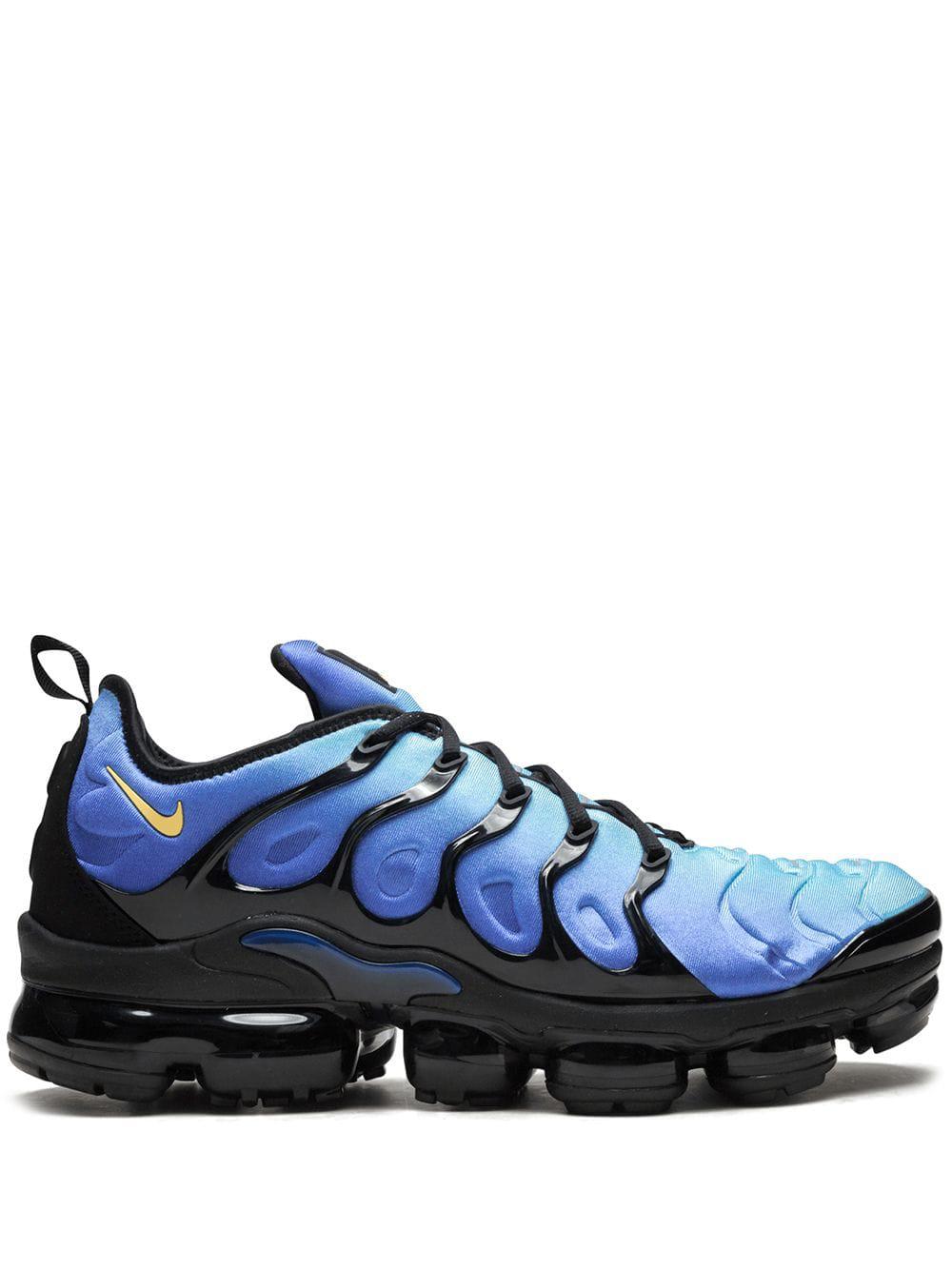 f1e6c75a89e1d Nike Air Vapormax Plus Sneakers - Blue