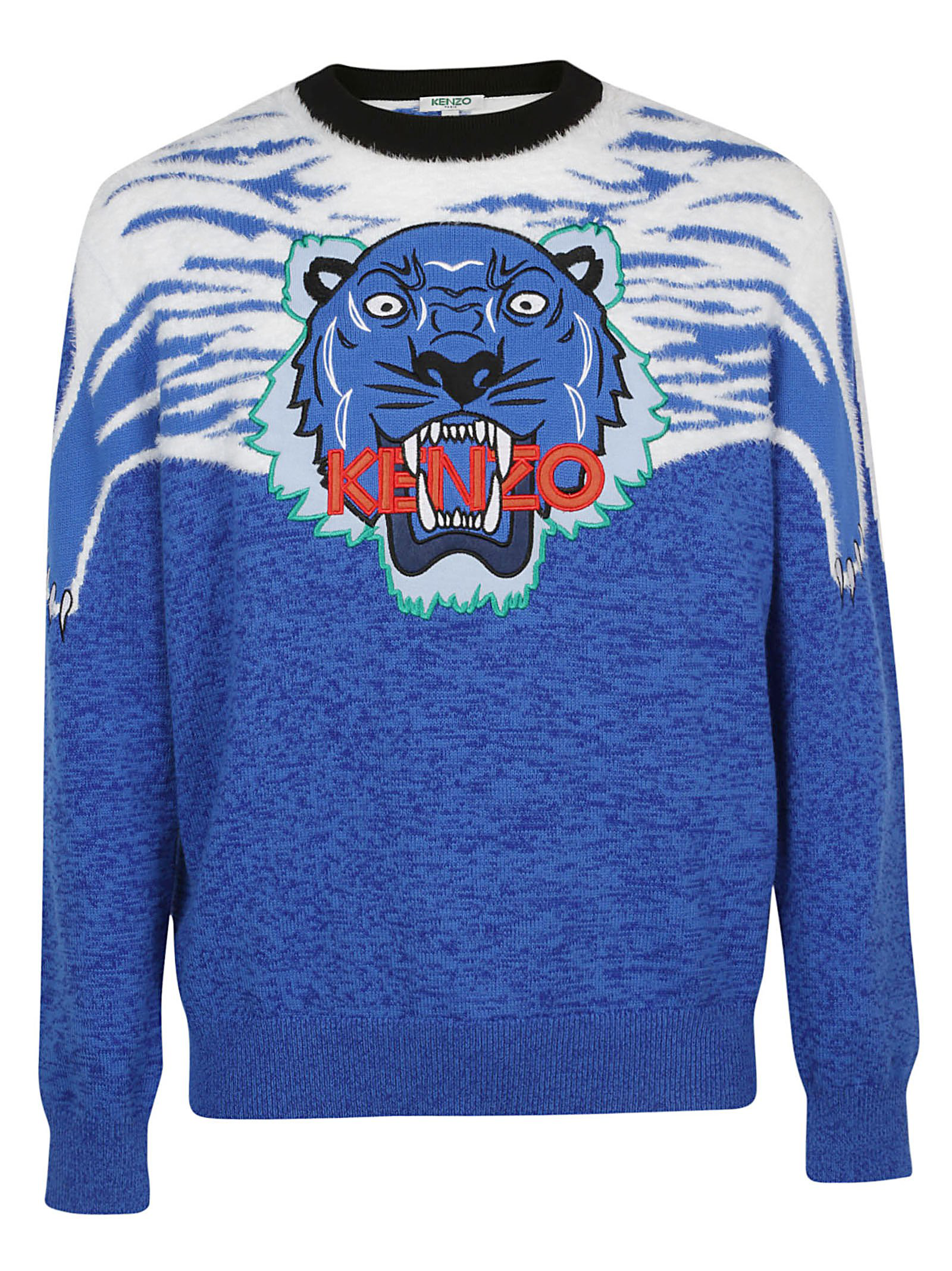 3780f538 Kenzo Tiger Jumper In Blue | ModeSens