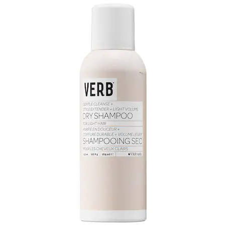 Verb Gentle Cleanse, Style Extender & Light Volume Dry Shampoo