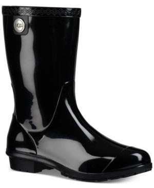 9adb1e61da2 'Sienna' Rain Boot (Women) in Black