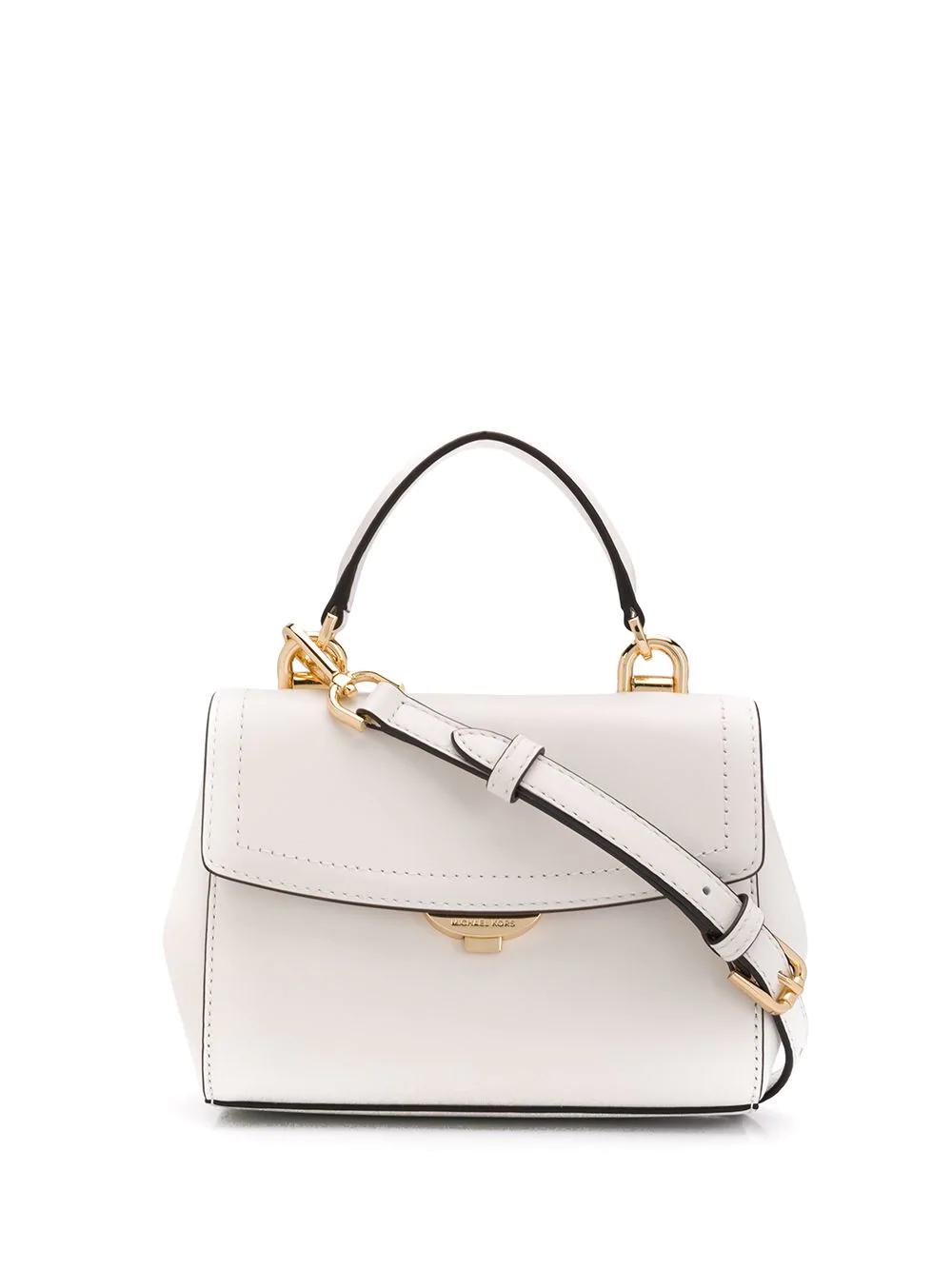 2bc4192763aa Michael Michael Kors Ava Crossbody Bag - White