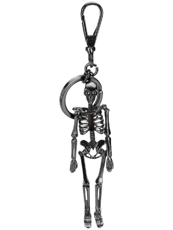 726830b2dc03 Alexander Mcqueen Men's Skeleton Key Ring, Silvertone | ModeSens