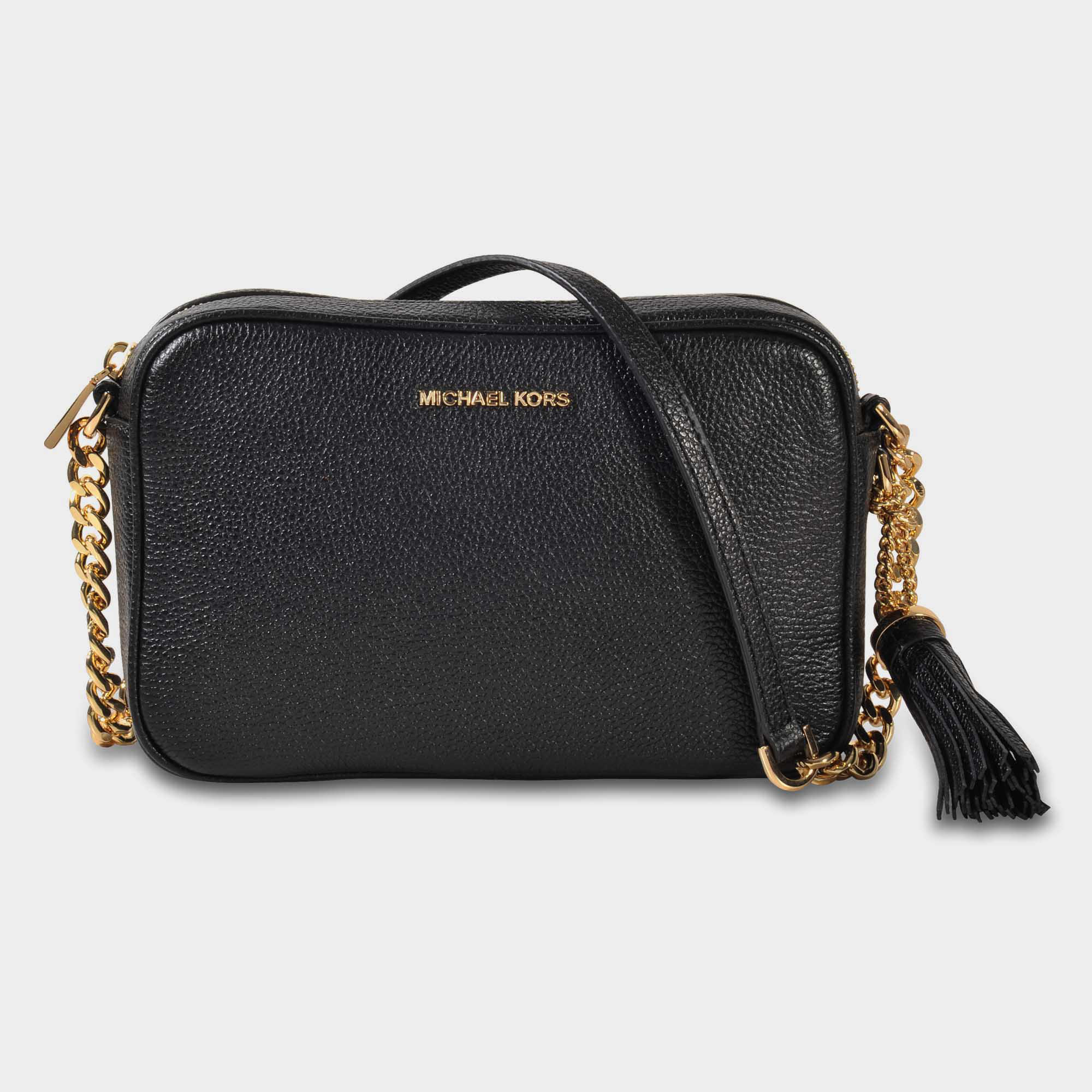 2357c7e6fb40 Michael Michael Kors | Ginny Md Camera Bag In Black | ModeSens