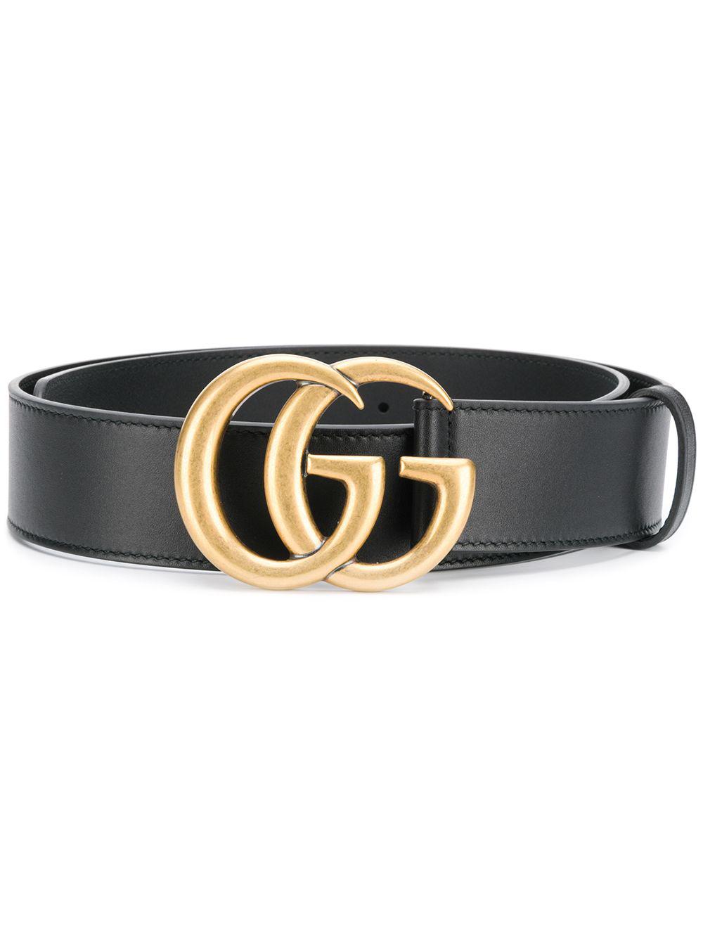 02531184a9c Gucci Cintura Donna Leather Belt In Mystic White