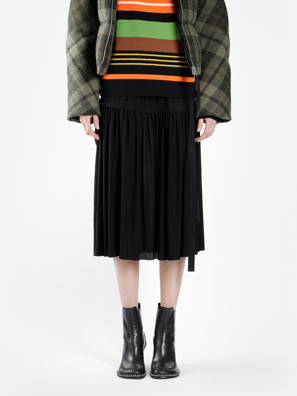 Jw Anderson Skirts In Black