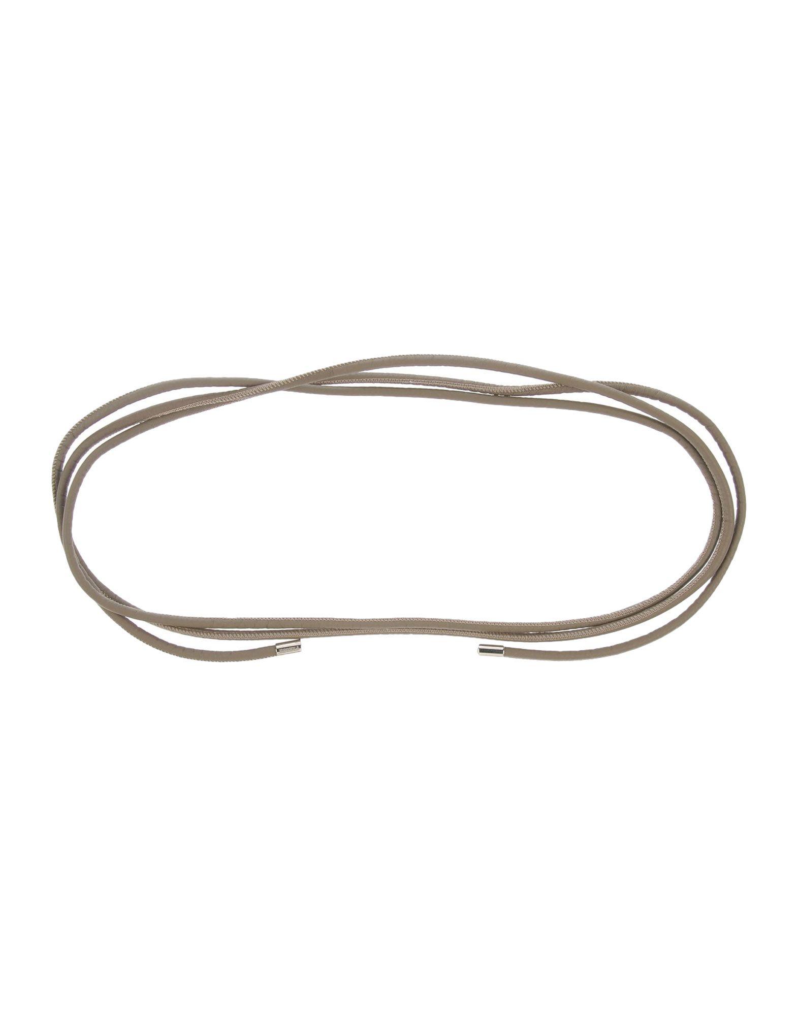 P.a.r.o.s.h. Thin Belt In Khaki