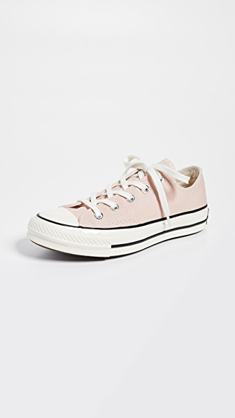 9326a0b9b18 Converse Chuck 70 Vintage Ox Sneakers In Particle Beige | ModeSens