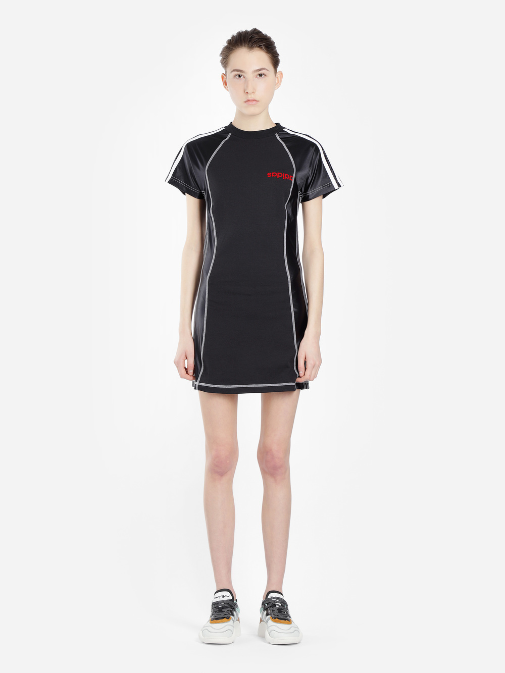 Adidas Originals By Alexander Wang Adidas By Alexander Wang Dresses In Black