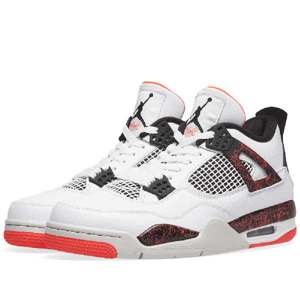 mens nike air jordan retro 4 basketball shoes