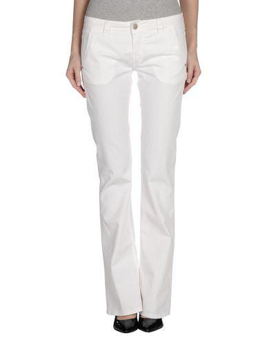 Dondup Denim Trousers In White