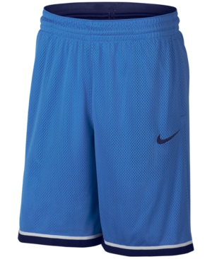 Nike Men's Dri-Fit Classic Basketball Shorts In Blue /Nvy