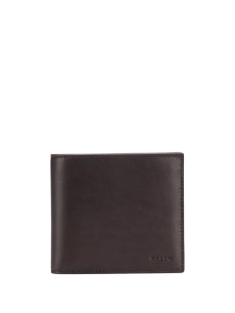 Bally Teep Wallet In Brown