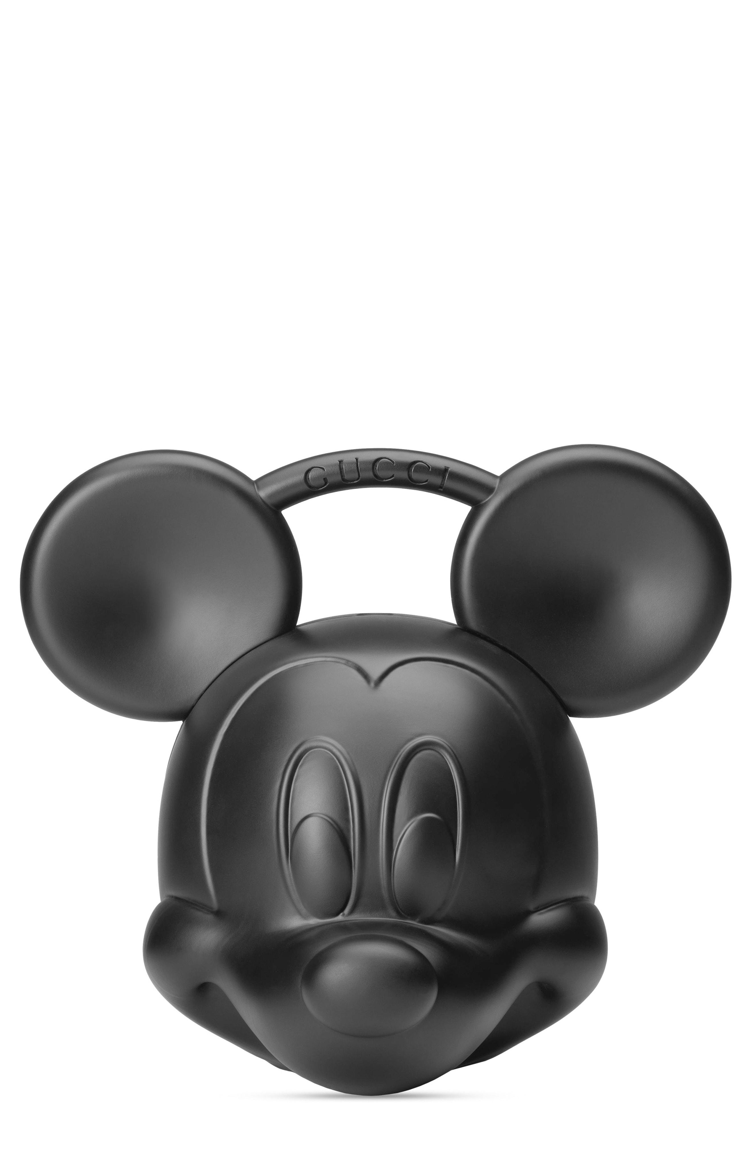77d64439dc47 Gucci X Disney Mickey Mouse Top Handle Bag - Black | ModeSens
