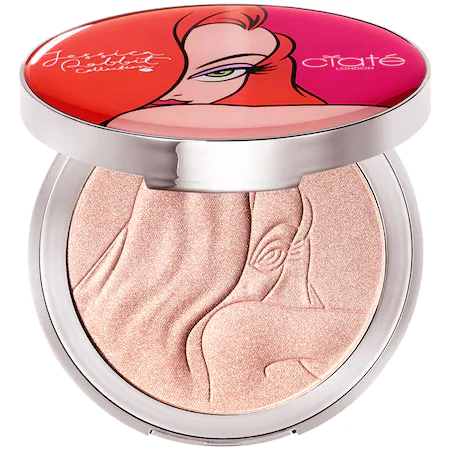 Ciate London Jessica Rabbit Glow-to Highlighter Roger, Darling! 0.17 oz / 5 ml