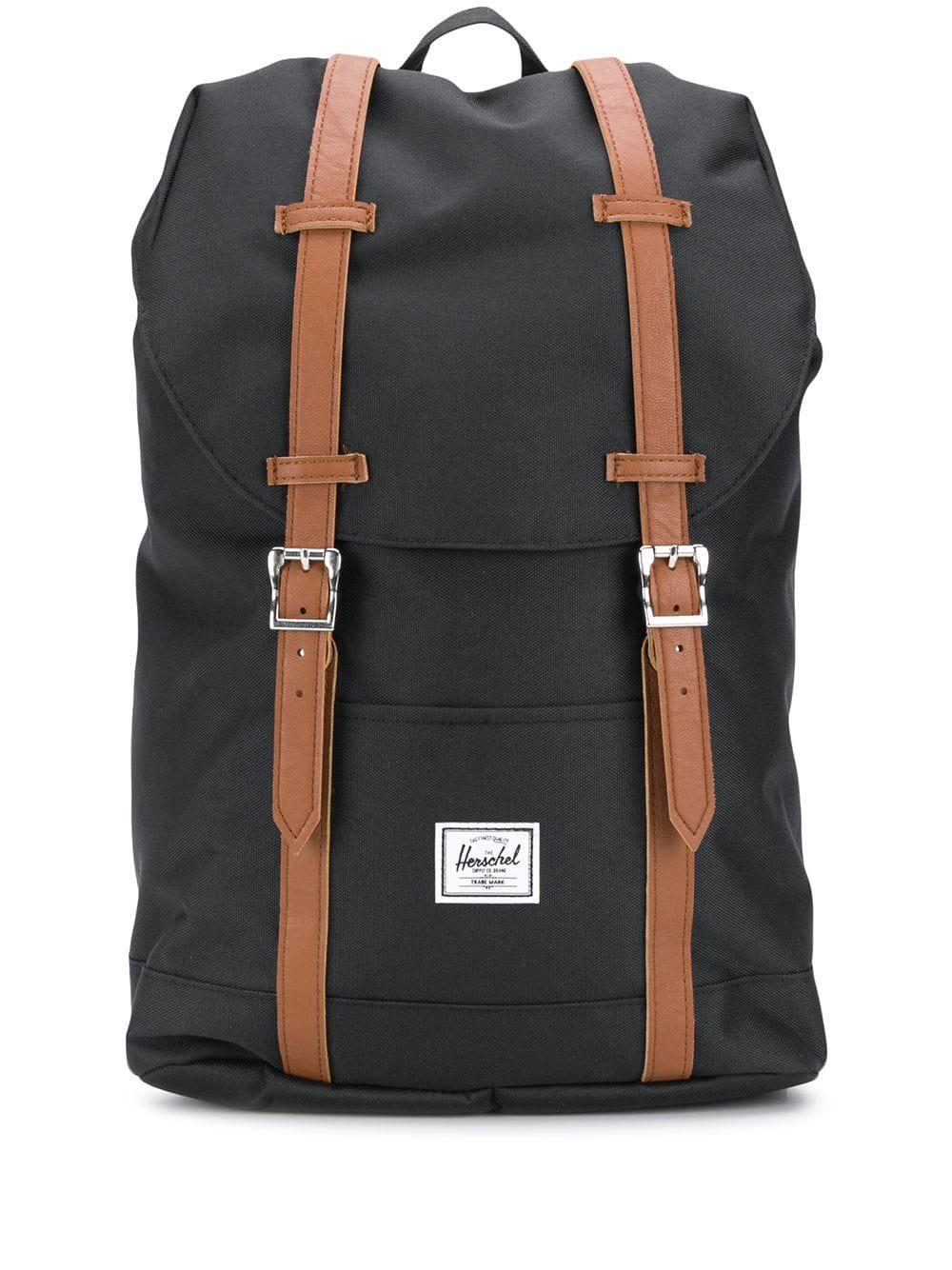 2c153fb93bd84 Herschel Supply Co. Retreat Backpack - Black