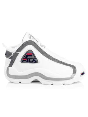 e13fae3bdeec Fila Grant Hill 96 Sneakers In White