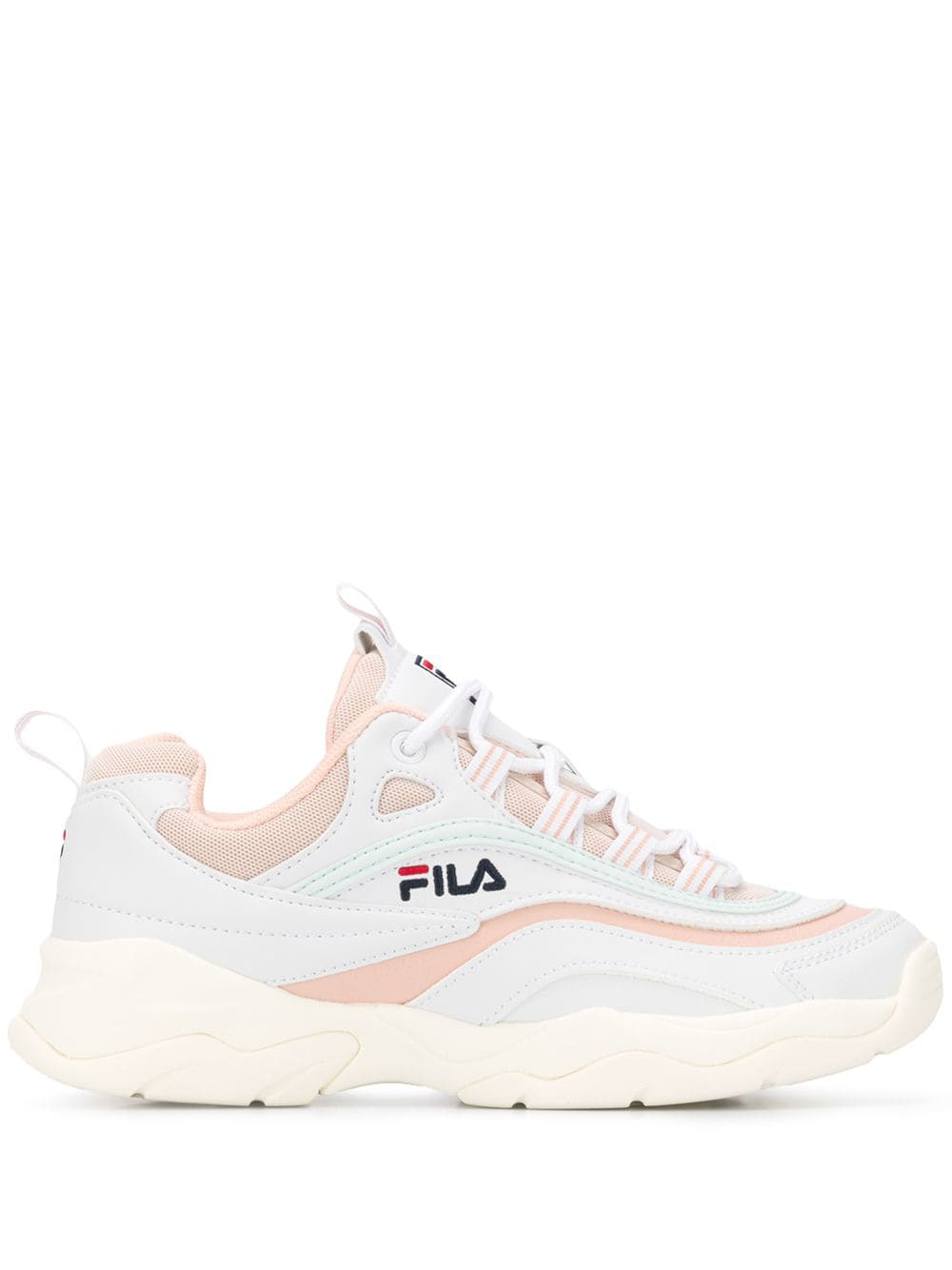 Fila Chunky Sneakers - White