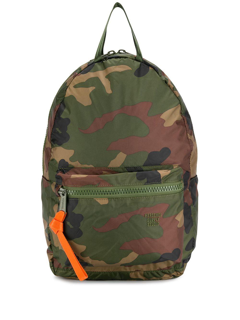 f377c4247db6d Herschel Supply Co. Classic Camo Backpack - Green