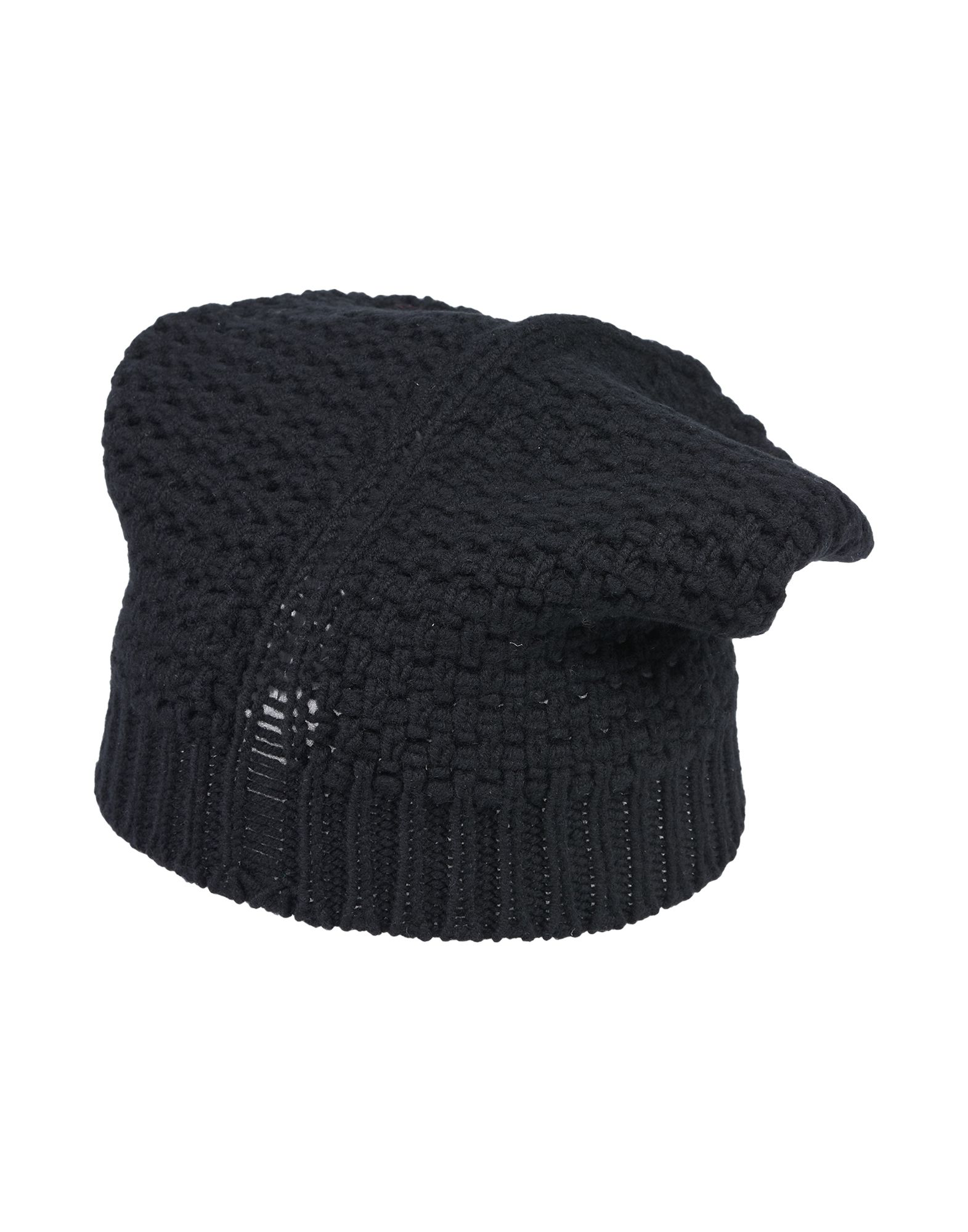 Rick Owens Hats In Black  b6c18204e400